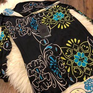 Analili crowl neck blouse